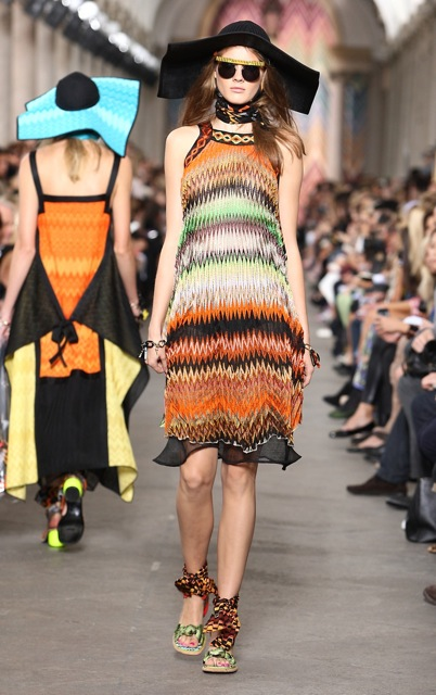 Missoni Fashion Show SS2011 _ 1