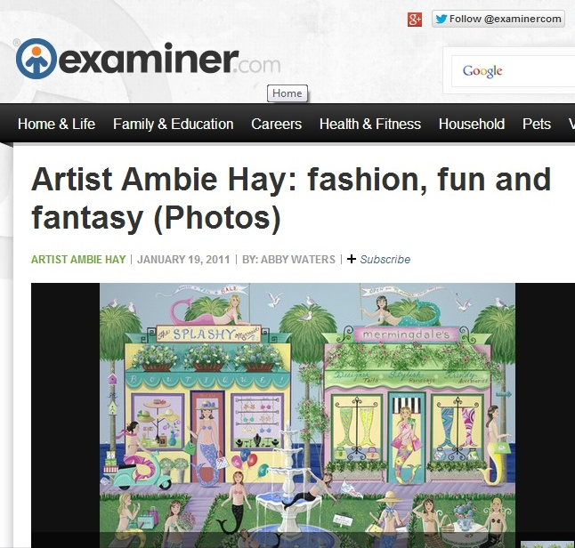 Examiner article