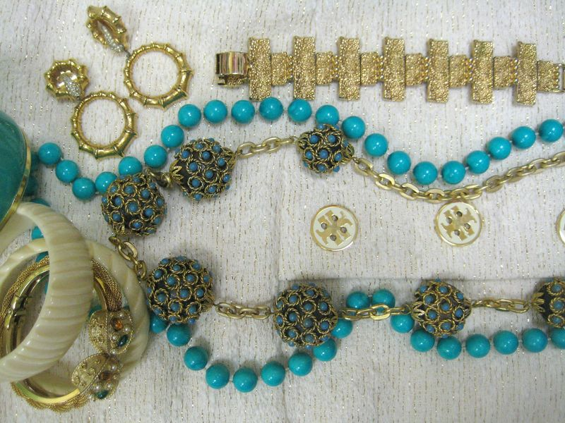 Thriftfabulous Turquoise