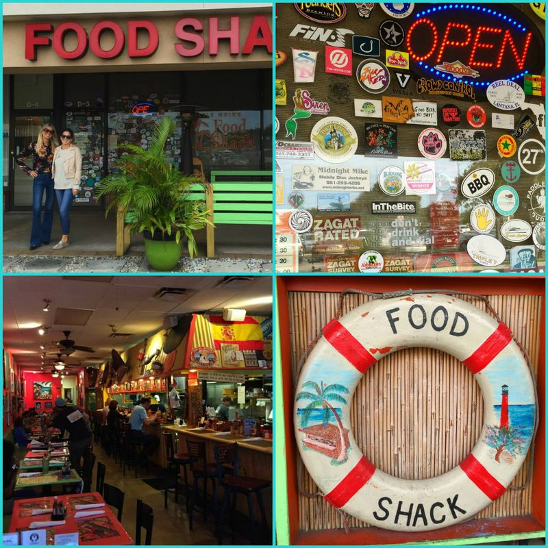 COLLAGE FOOD SHACK JUPITER